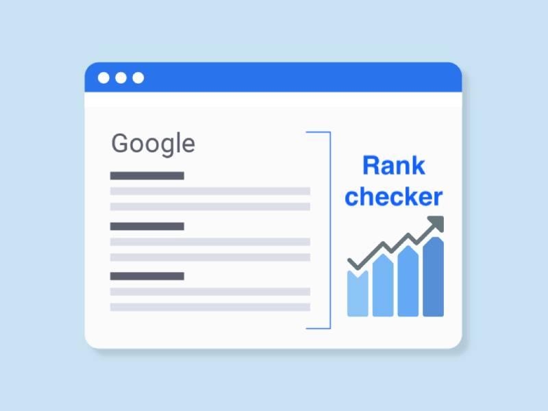 رتبه گوگل خود را چک کنید