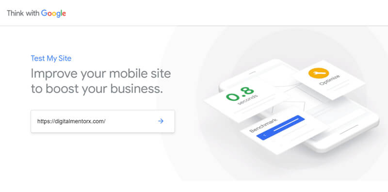 تست سرعت صفحه سایت با