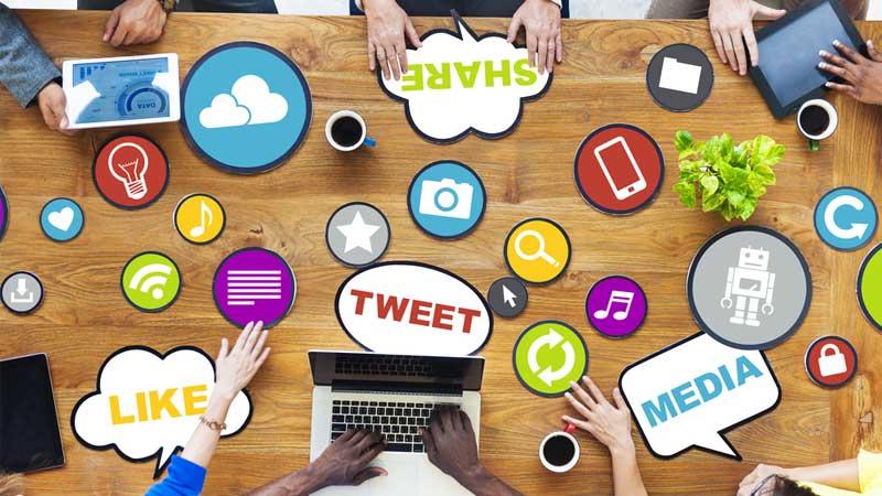 انواع شبکههای اجتماعی