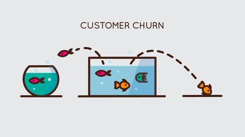 نرخ Churn