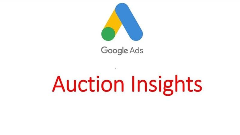 Auction Insights گوگل ادز