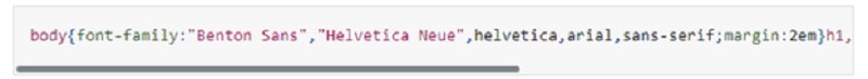 بارگذاری CSS کوچک نشده