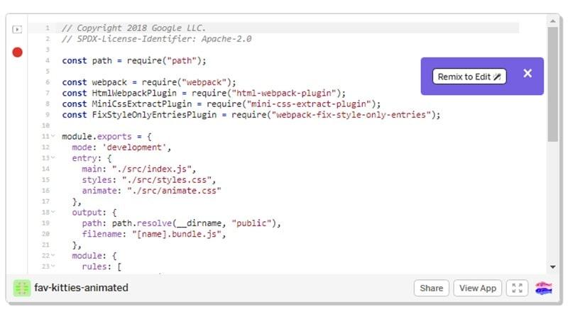 کوچک سازی CSS با webpack