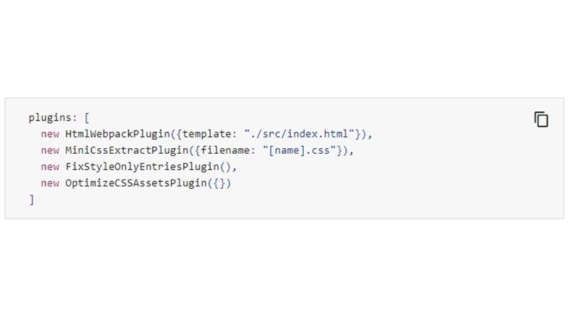 کوچک سازی CSS