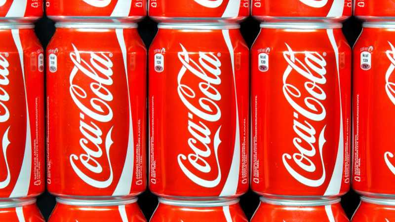 اثر نمایش محض کوکاکولا