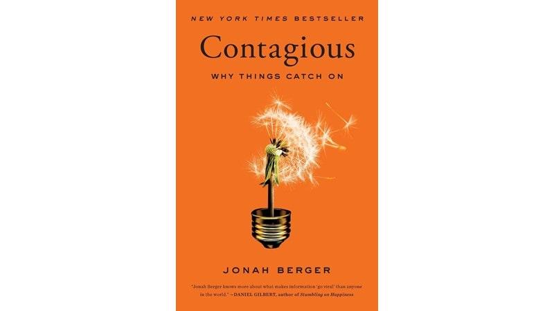 Contagious نوشته Jonah Berger